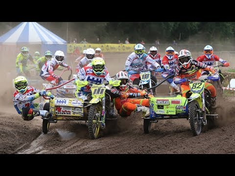 ONK Sidecarcross 2017, June 25, Valkenswaard, The Netherlands