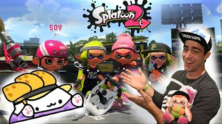 Splatoon 2 Livestream - Playing Minigames and Private Battles With Viewers!