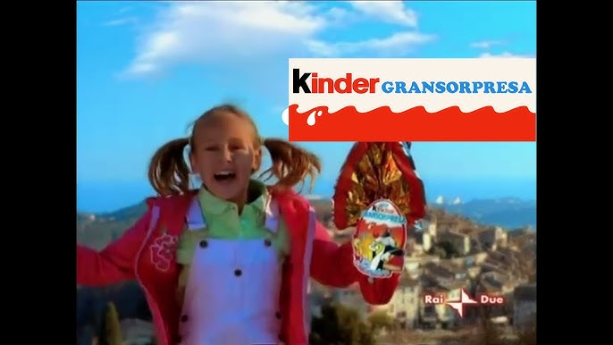 Kinder Gran Sorpresa - Spot 2007 - YouTube