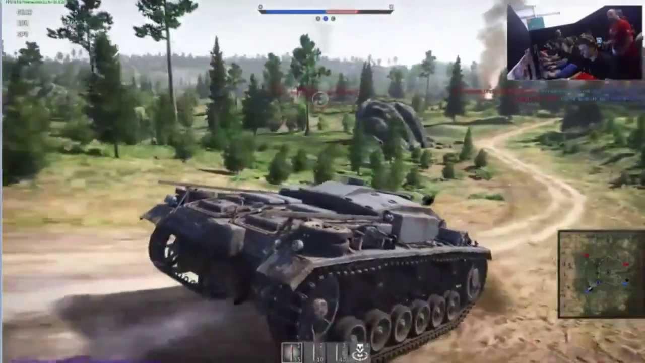 видео по вартандер танки