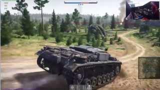 War Thunder геймплейное видео. Вот как выглядят танки в War Thunder. Сравнение танков в WOT и WT