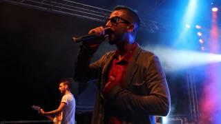 TWO FINGERZ - BURATTINO (LIVE) @ PARCO NORD - SAN GIULIANO (06/09/2014)