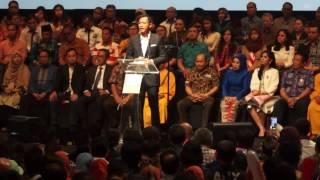 #PidatoPolitikAgusSylvi  #Jakarta Untuk Rakyat
