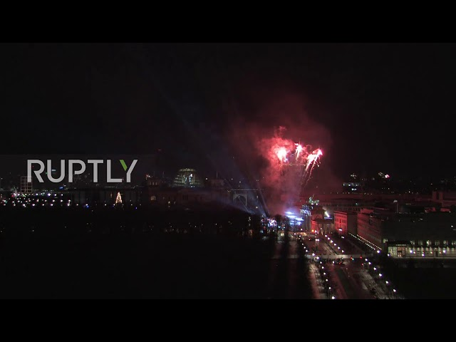 Germany: Berlin welcomes 2021 with fireworks amid coronavirus restrictions