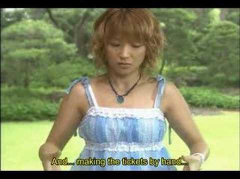 Morning Musume - Yaguchi Mari Interview