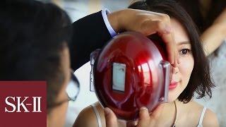 お肌年齢チェック。マジックリングでお肌をテスト | SK-II Japan thumbnail