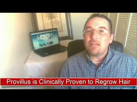 Provillus Reviews - Hair Loss Treatment
