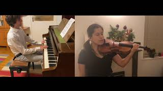 Schubert Litany for All Souls Day - Varinia Oyola Rebaza, viola