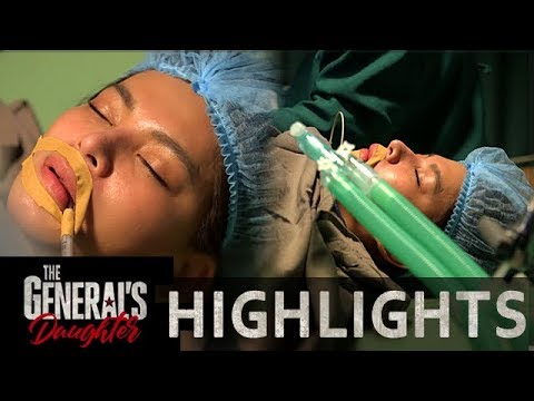 Rhian gets into critical condition | The General's Daughter