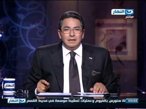 اخر النهار | حديث محمود سعد عن علاء عبد الفتاح و قانون ا�...