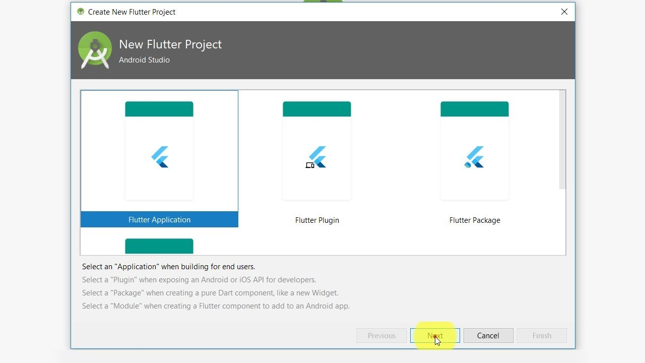 How to install and configure Flutter on Android Studio