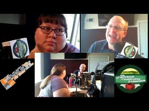 Small Urban Gardening  Ideas (Segment Only) The Wisconsin Vegetable Gardener Radio Show