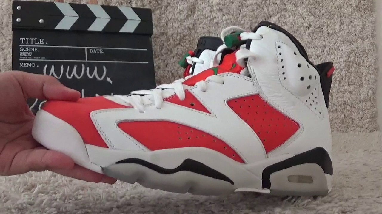 74d5e53e77a65d Authentic Air Jordan 6s Gatorade Review from Dopekickz23