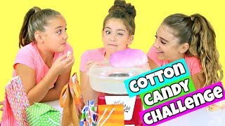 Baixar Cotton Candy Challenge!  So yummy!! (Mostly!) 😂