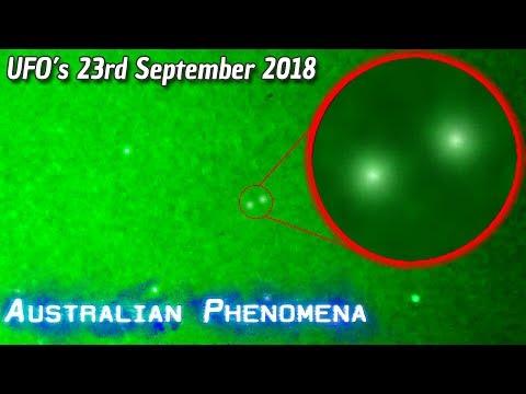 nouvel ordre mondial | UFO in Australia - September 23, 2018