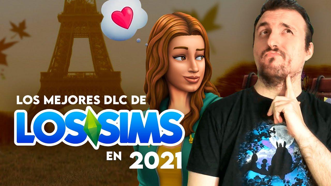 MEJORES DLC de LOS SIMS 4 (2021)
