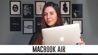 MACBOOK AIR Unboxing + Primeiras Impressões | FalaBruh