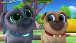 Puppy Dog Pals The Go-Long Retriever Best Cartoon For Kids & Children - Kai Nort