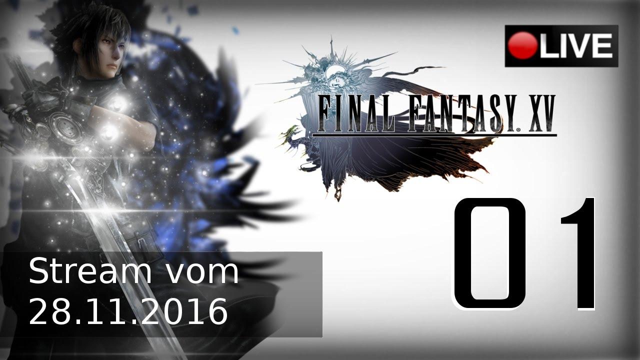 Final Fantasy Kingsglaive Deutsch Stream