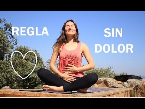 Aliviar dolores MENSTRUALES: ejercicios, energía femenina y amor | MalovaElena