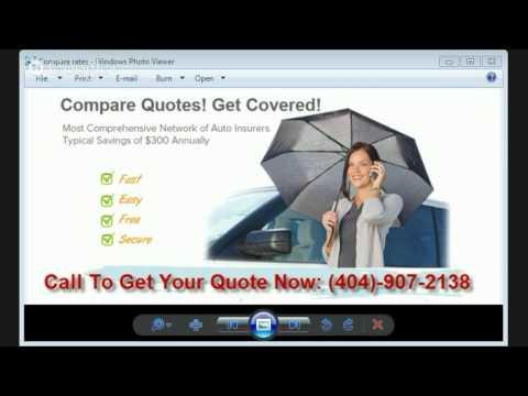 Compare Auto Insurance Rates Atlanta GA | Call 404-907-2138