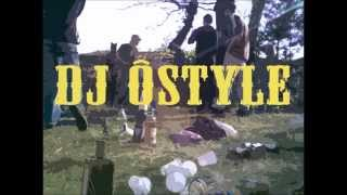 DJ ôstyle carré vert