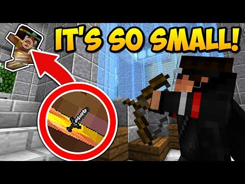 TINY MURDERER SWORD!! (Minecraft Murder Mystery)