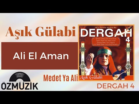 Ali El Aman - Aşık Gülabi (Official Video)