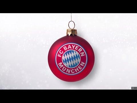 FC Bayern München - Stern des Südens (Weihnachtsversion) offizielles Lyric-Video