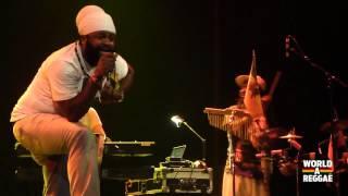Fantan Mojah Live 2012 - Rasta Got Soul - Melkweg, Amsterdam.avi