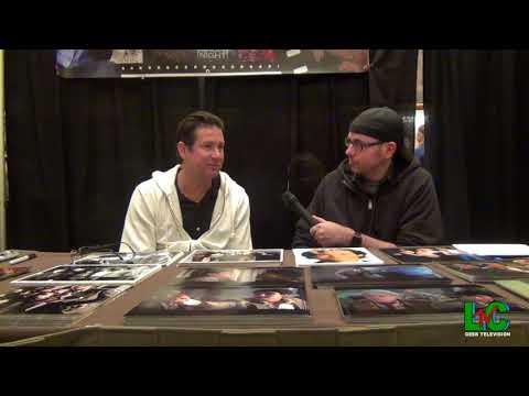 Lotus Comics Meets William Ragsdale