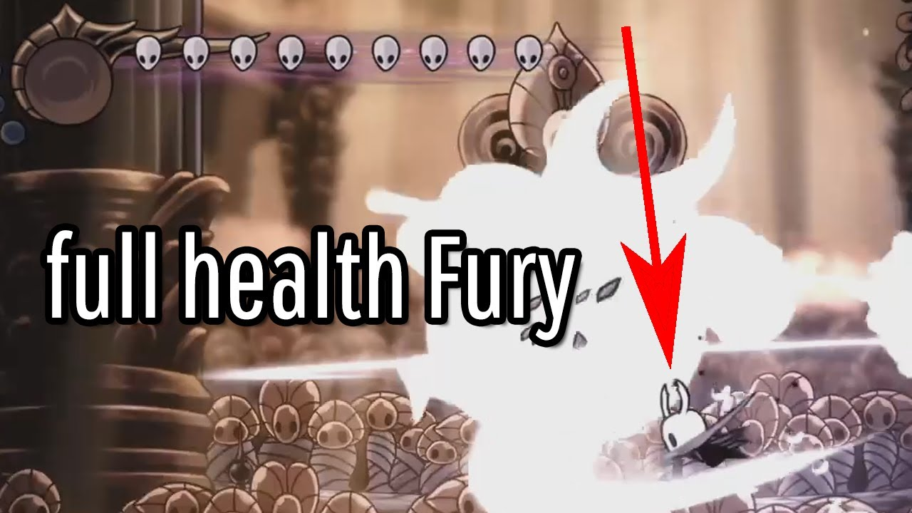 """How to Get """"Permanent"""" Fury Nail Art Damage in Hollow Knight's Latest Patch"""