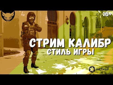 Стрим Калибр 🦊 Выбираем стиль игры