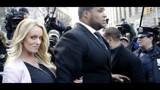 Anhörung vor Gericht: Stormy Daniels zerreißt Trump-Anwalt Michael Cohen