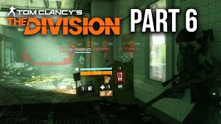 The Division Beta - THE EPIC STAND OFF 4 vs 4 Gameplay Walkthrough Part 6