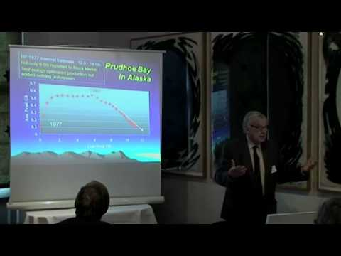 Dr Colin Campbell New Energy Forum