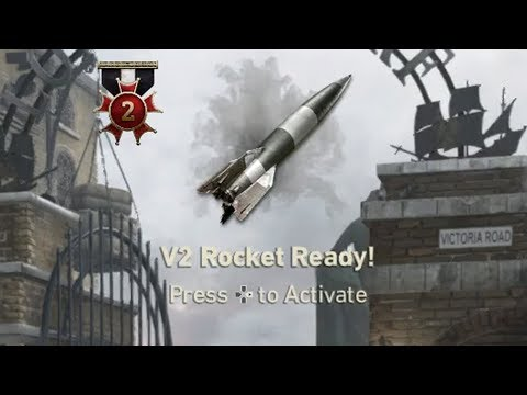 How NOT To Get a V2 Rocket (WWII)