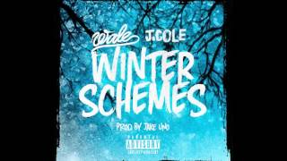J. Cole Feat. Wale - Winter Schemes (Instrumental) Prod. By Jake Uno + Drum Kit