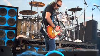 ACE FREHLEY - COLD GIN - JACKSON MI - 7/13/12