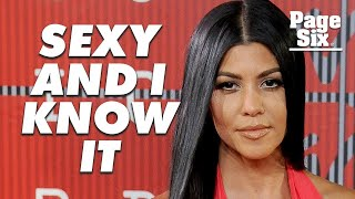 Video Kourtney Kardashian's favorite asset is her butt, just like her sisters | Page Six download MP3, 3GP, MP4, WEBM, AVI, FLV Maret 2018