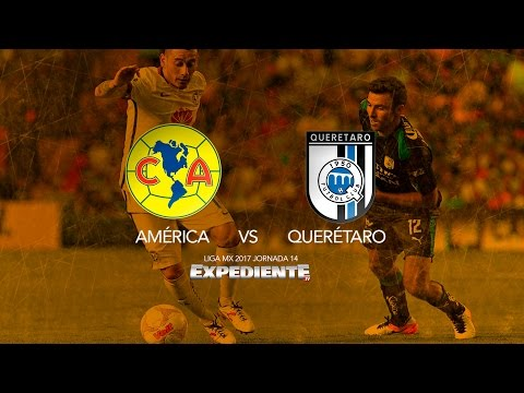 AMÉRICA VS QUERÉTARO (EN VIVO) LIGA MX
