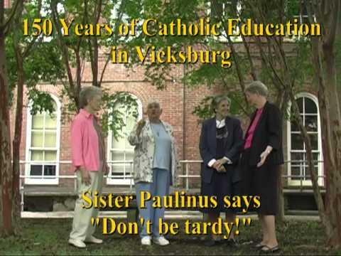 Vicksburg Catholic School 150th anniversary celebration  TV ad