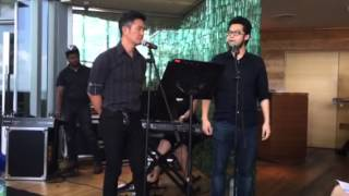 A duet from The LKY Musical by Adrian Pang, Benjamin Chow