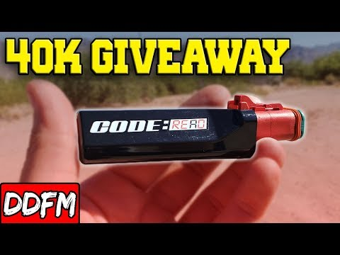 40k Subscriber Giveaway! Vance And Hines CODE: REaD And SWAG!!!