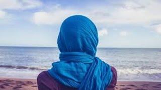 she really hates hijab