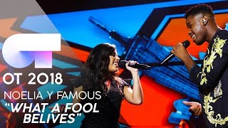 """WHAT A FOOL BELIEVES"" - NOELIA y FAMOUS 