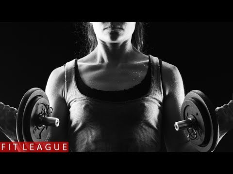 Workout Music - Girls Lift Too | Gym Music Mix