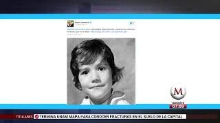 En Día de la Niña, Calderón felicita a Margarita por ser valiente