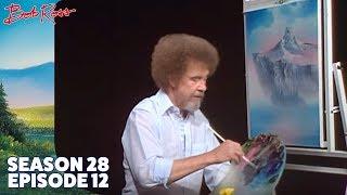 Bob Ross - Mountain Serenity (Season 28 Episode 12)
