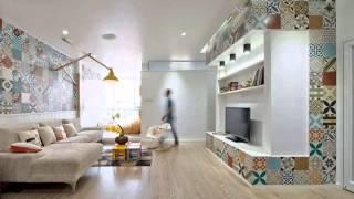видео Какую плитку выбрать для кухни на пол: свойства напольного материала
